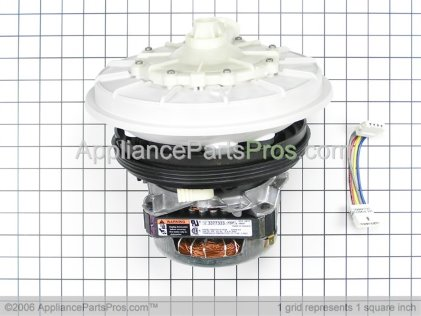 Whirlpool PUMP&MOTOR W10428775 from AppliancePartsPros.com