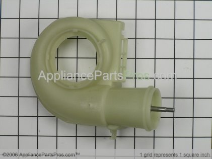 Whirlpool Pump Volut 6-905321 from AppliancePartsPros.com