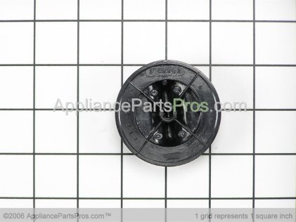 Whirlpool Range Knob Set (includes 9 Black Knobs) 814362 from AppliancePartsPros.com