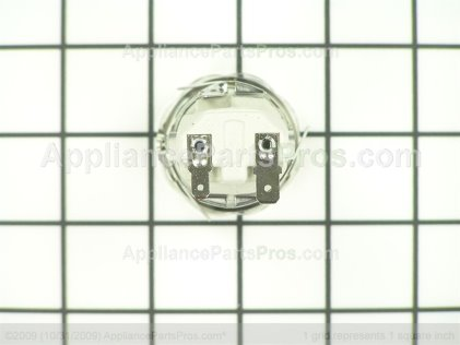 Whirlpool Rear Oven Light Assy W10009930 from AppliancePartsPros.com