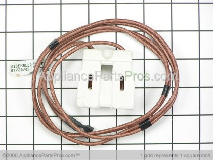Whirlpool Receptacle W/harness 74006154 from AppliancePartsPros.com