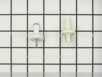 Whirlpool Refrigerator Shelf Stud Kit 4388538 from AppliancePartsPros.com