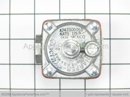 Whirlpool Regulator 4157084 from AppliancePartsPros.com
