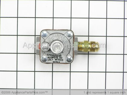 Whirlpool Regulator Kit 12001285 from AppliancePartsPros.com