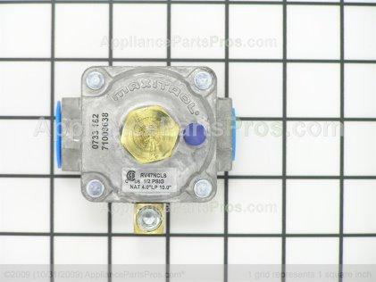 Whirlpool Regulator, Pressure 71003638 from AppliancePartsPros.com
