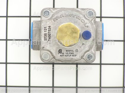 Whirlpool Regulator, Pressure 74007524 from AppliancePartsPros.com