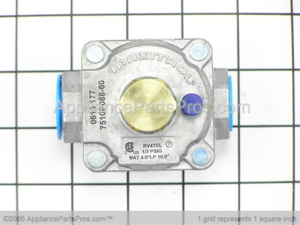 Whirlpool Regulator, Pressure 74007704 from AppliancePartsPros.com