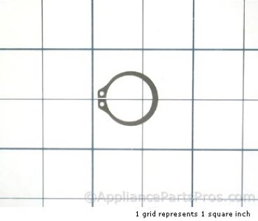 Whirlpool Retainer Ring 285765 from AppliancePartsPros.com