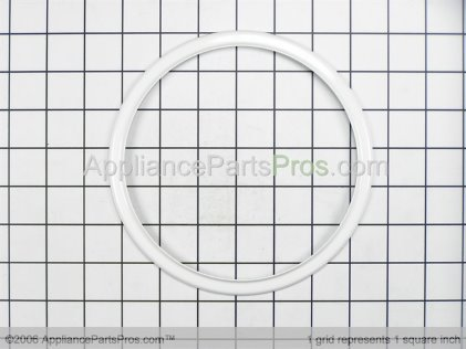 Whirlpool Ring, Intermediate (white 6``) 3148486 from AppliancePartsPros.com