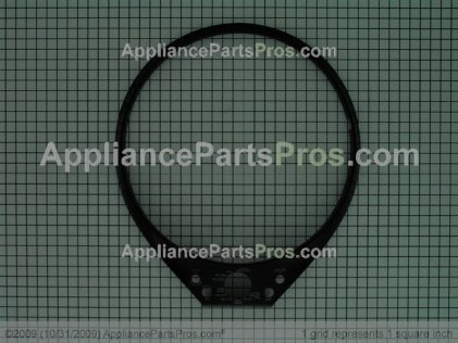 Whirlpool Ring-Trim W10180781 from AppliancePartsPros.com
