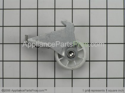 Whirlpool Roller Assembly 10476101Q from AppliancePartsPros.com