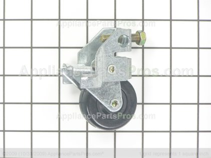 Whirlpool Roller Assembly 4386774 from AppliancePartsPros.com