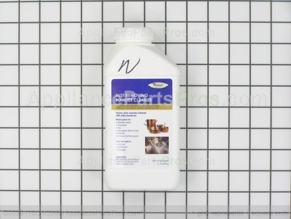 Whirlpool Rust Remover Powder Cleaner W10278629 from AppliancePartsPros.com
