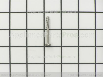 Whirlpool Screw 3400001 from AppliancePartsPros.com