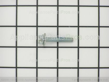 Whirlpool Screw 3400243 from AppliancePartsPros.com