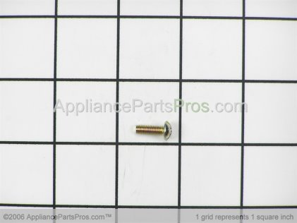 Whirlpool Screw 4393833 from AppliancePartsPros.com