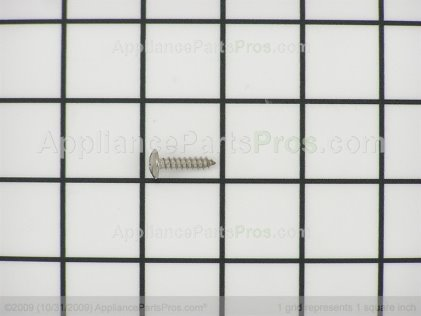 Whirlpool Screw 488568 from AppliancePartsPros.com