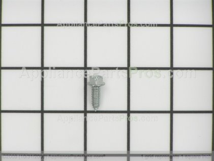 Whirlpool Screw 61002180 from AppliancePartsPros.com