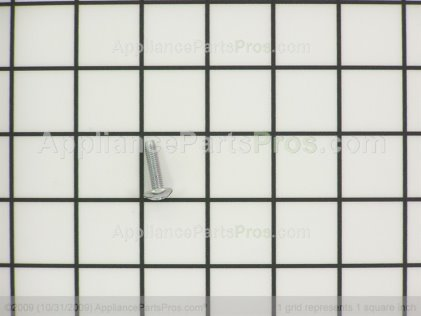 Whirlpool Screw 63001255 from AppliancePartsPros.com