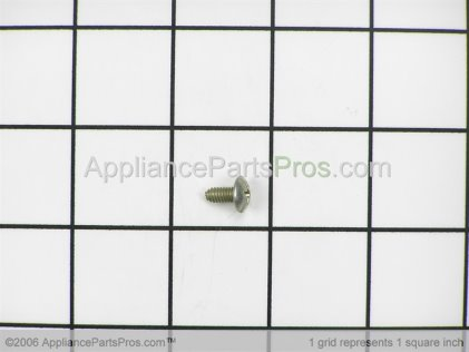 Whirlpool Screw, 8-32 X .340 2006253 from AppliancePartsPros.com