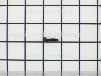 Whirlpool Screw, Hi Torque (blk 67006806 from AppliancePartsPros.com