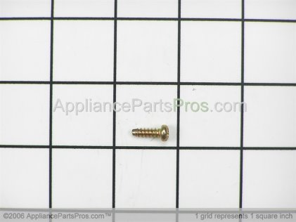 Whirlpool Screw Tapp R0131048 from AppliancePartsPros.com