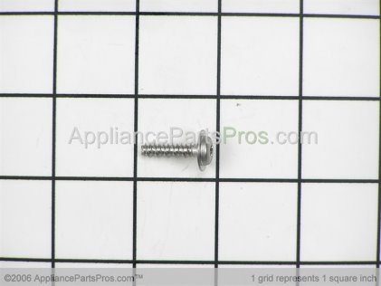 Whirlpool Screw, Truss Head (1 99002740 from AppliancePartsPros.com