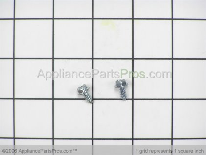 Whirlpool Screw W10116760 from AppliancePartsPros.com