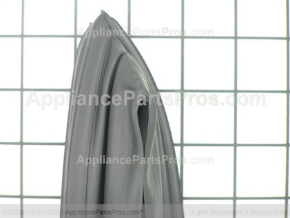 Whirlpool Seal, F.f. Door (blk) 61004000 from AppliancePartsPros.com