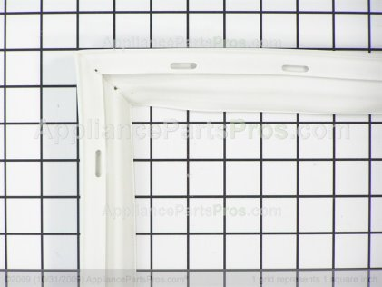 Whirlpool Seal, Frz. Door (wht) 61004004 from AppliancePartsPros.com