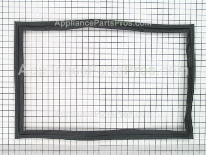 Whirlpool Seal, Frz. Door (blk) 61004016 from AppliancePartsPros.com