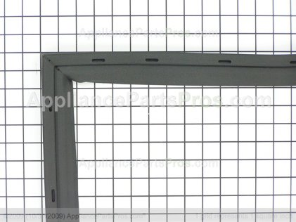 Whirlpool Seal, Frz. Door (blk) 61004018 from AppliancePartsPros.com