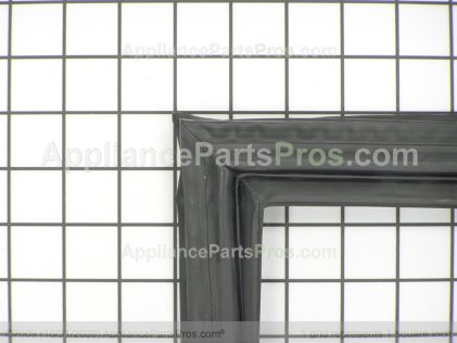 Whirlpool Seal, Frz. Door (blk) 63001636 from AppliancePartsPros.com