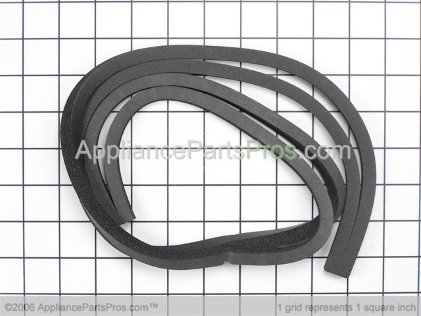 Whirlpool Seal, Tub Cover 27001130 from AppliancePartsPros.com