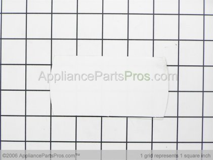 Whirlpool Sheild 987121 from AppliancePartsPros.com