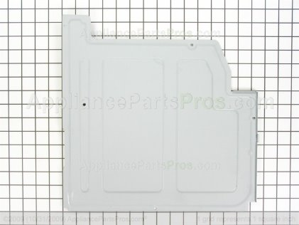 Whirlpool Sheild, Plate 53001276 from AppliancePartsPros.com