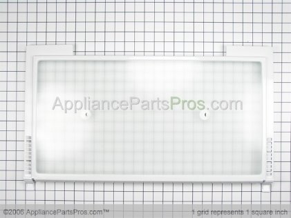 Whirlpool Shield, Light 67001379 from AppliancePartsPros.com