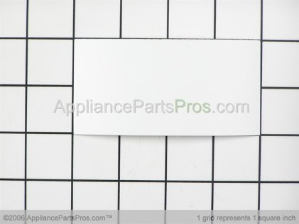 Whirlpool Shim 4388138 from AppliancePartsPros.com