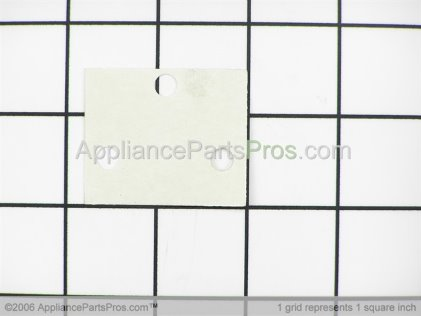 Whirlpool Shim, Upper Hinge 61001922 from AppliancePartsPros.com