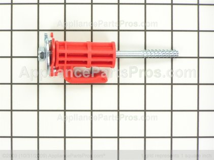 Whirlpool Shipping Bolt W10498442 from AppliancePartsPros.com