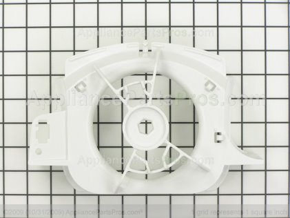 Whirlpool Shroud, Evap Fan 67002777 from AppliancePartsPros.com