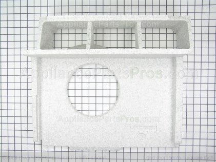 Whirlpool Shroud-Evp 1187337 from AppliancePartsPros.com