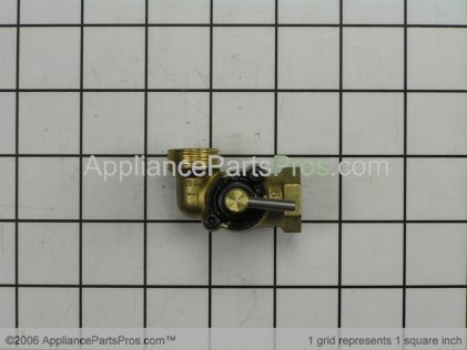 Whirlpool Shut-Off, Gas Valve Y303349 from AppliancePartsPros.com