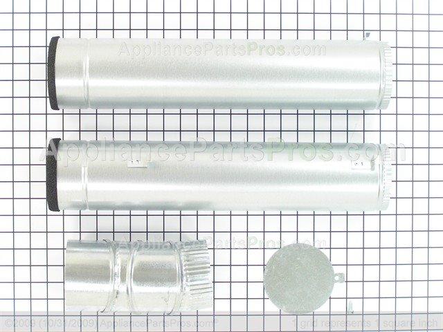 Kenmore Refrigerator Repair >> Whirlpool 12002641 Side Vent Kit (27 ...