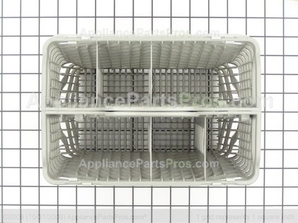 Whirlpool Silverware Basket 6-918651 from AppliancePartsPros.com
