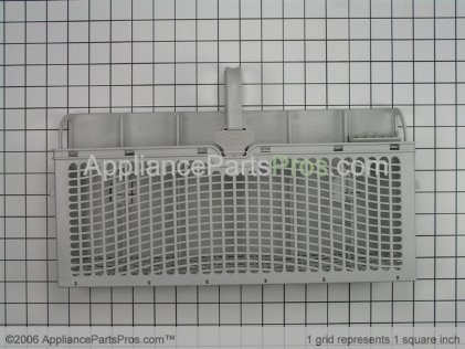 Whirlpool Silverware Basket Asembly 8268884 from AppliancePartsPros.com
