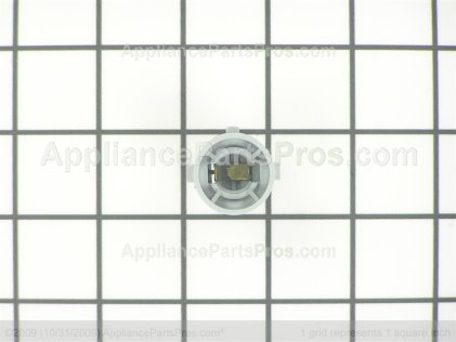 Whirlpool Socket, Light 12617501 from AppliancePartsPros.com