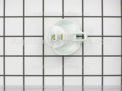 Whirlpool Socket, Light D7714408 from AppliancePartsPros.com