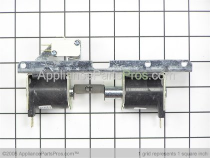 Whirlpool Solenoid W10244900 from AppliancePartsPros.com