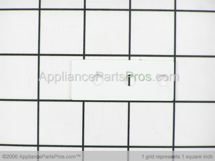 Whirlpool Spacer, Hinge 2172743 from AppliancePartsPros.com